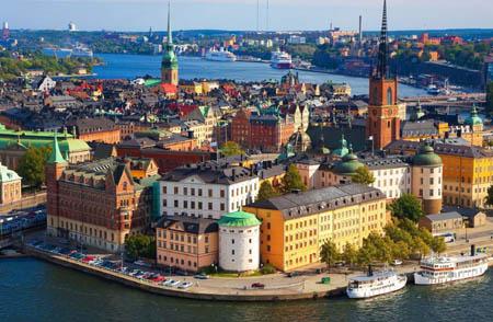 斯德哥尔摩—北方的威尼斯城