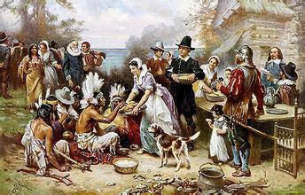 感恩节是为了感激谁的恩惠而设立的