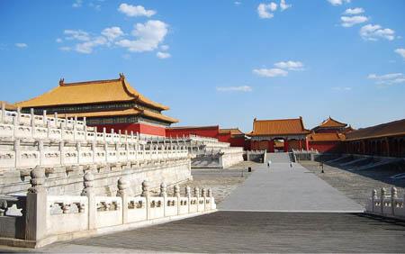 """故宫为什么被称作""""紫禁城"""""""