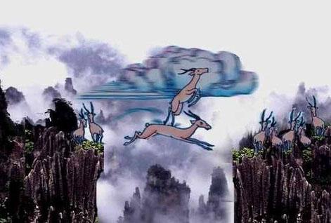 【辟谣】斑羚飞渡只是梦一场