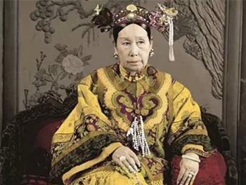 慈禧太后—中国历史上唯一向全世界宣战的人