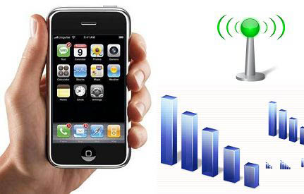 """【辟谣】""""手机一格电,辐射大千倍""""是真的吗?"""