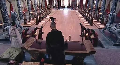 古人为什么不能穿鞋子上殿 包含了什么样的礼仪