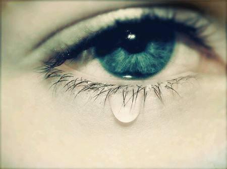 眼泪为什么是咸的