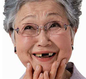 人老为什么会掉牙