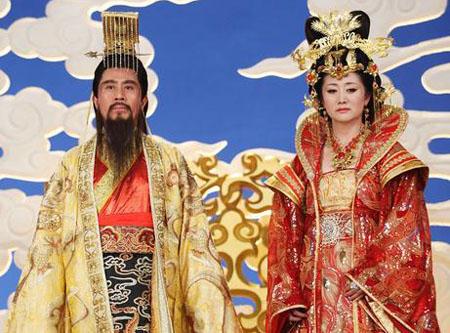 王母娘娘的来历 王母娘娘和玉皇大帝是夫妻吗