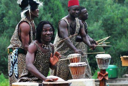 坦桑尼亚的奇异风俗