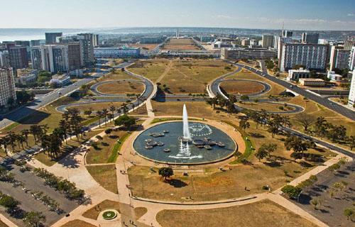 巴西利亚:世界上最年轻的都城