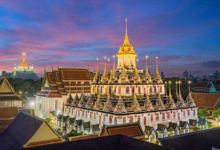 """为什么曼谷被称为""""佛教之都"""""""