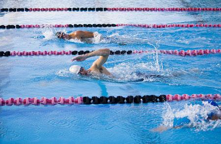 游泳池里有多少尿液?