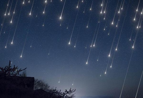 为什么下半夜能观看到更多流星
