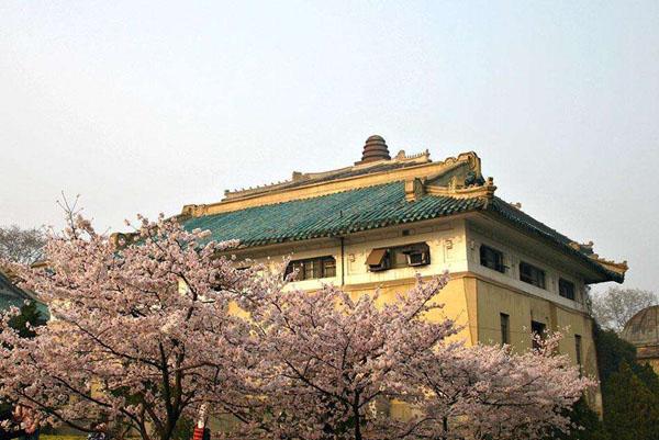 中国校园最漂亮的10所大学