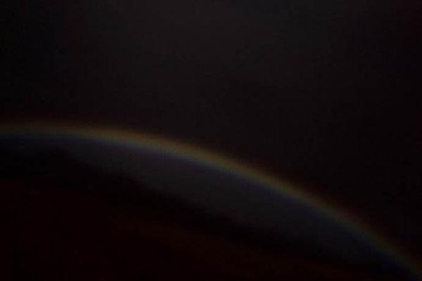雨后的月光也能产生彩虹吗