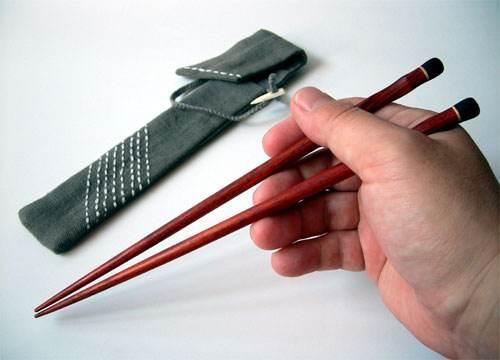 中日韩的筷子为何大不相同