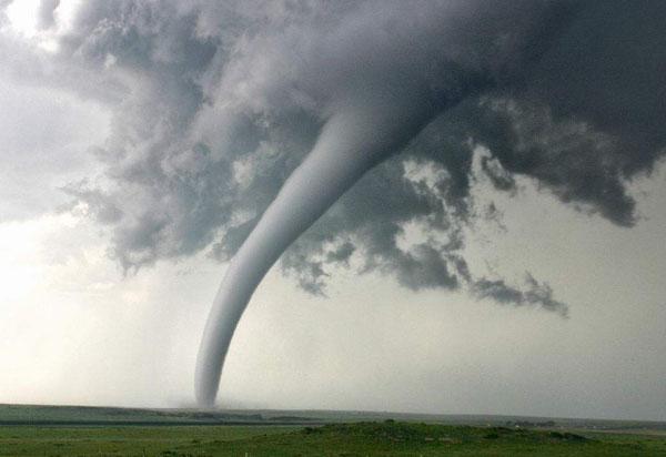 龙卷风转动的方向是什么样的?