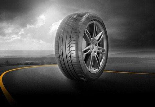 汽车轮胎颜色的演变 为何轮胎颜色是黑色的