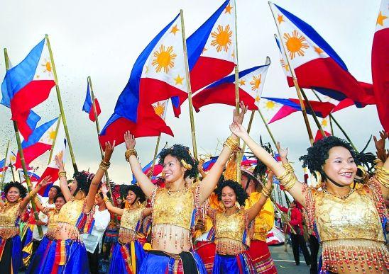 在菲律宾唱国歌跑调 当心被判两年刑罚