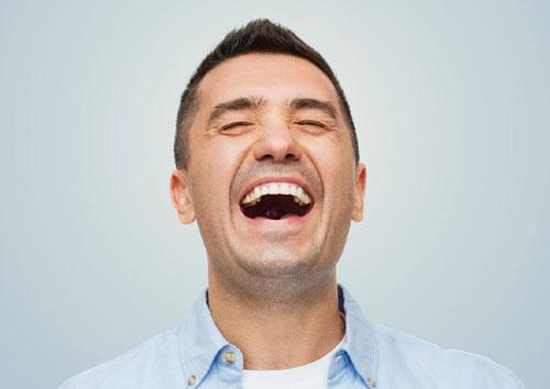 经常大笑有助于减肥