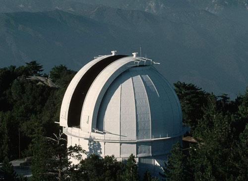 天文台屋顶为什么都是圆形的