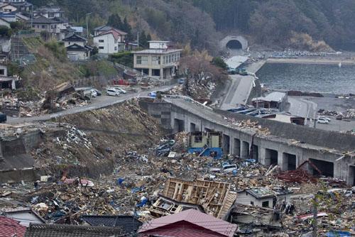 地球每年发生500万次地震