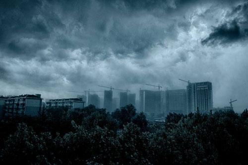 雷雨前为什么天气很闷热