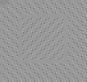 如果你看到这张图片在动 那么你压力太大了