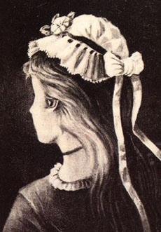 你看到的是巫婆的脸还是少女的脸