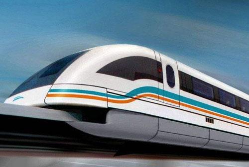 磁悬浮列车靠什么驱动跑起来的