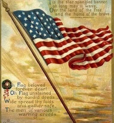 美国国歌来自英国的饮酒歌