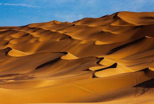地球上为什么有那么多沙漠