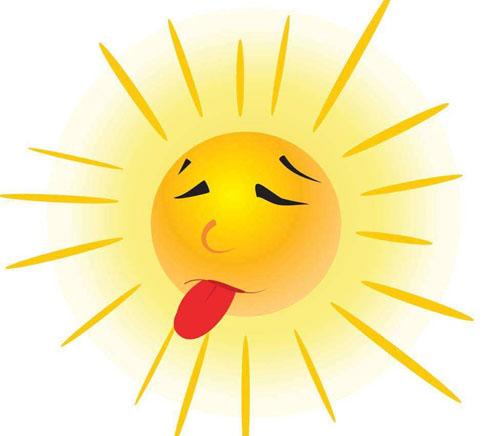 太阳正在变得更热更亮