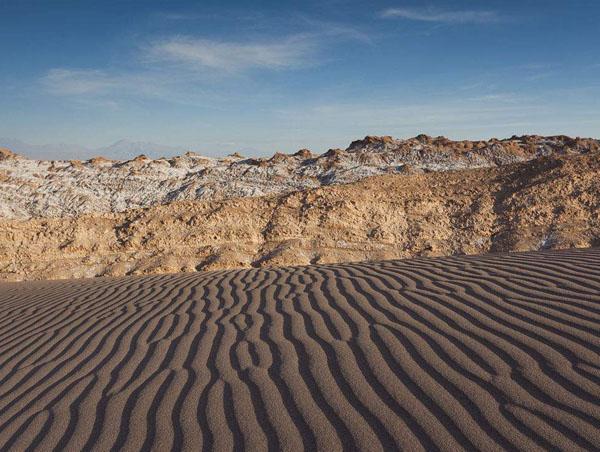 世界上最干旱的沙漠 是撒哈拉沙漠的250倍