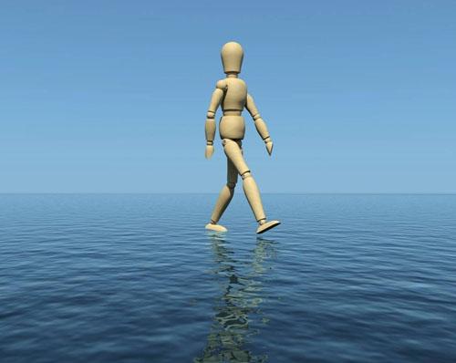 一块木头在多少米深的海底会被压缩成一半