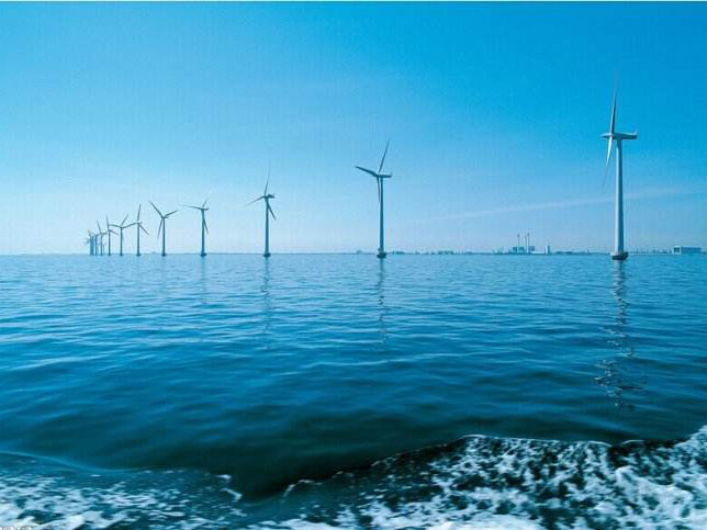 海水的温差也能用来发电