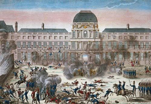 法国大革命竟是从咖啡馆里开始的