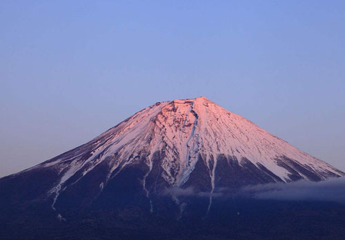 为什么日本的火山特别多