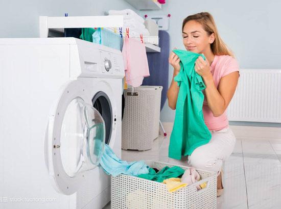洗衣服最适宜的水温是多少