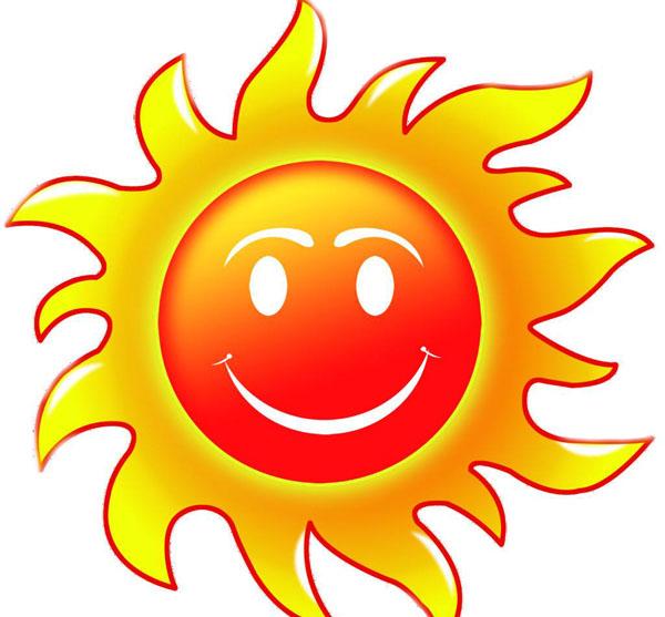 太阳是橙色的吗
