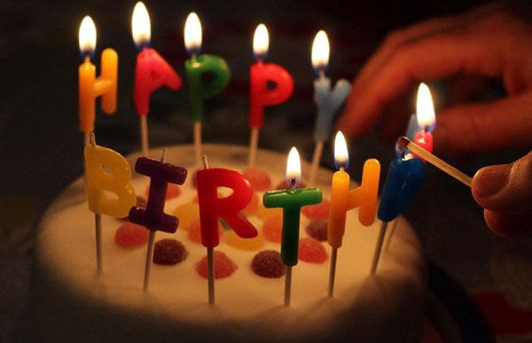 生日为何要吹蜡烛
