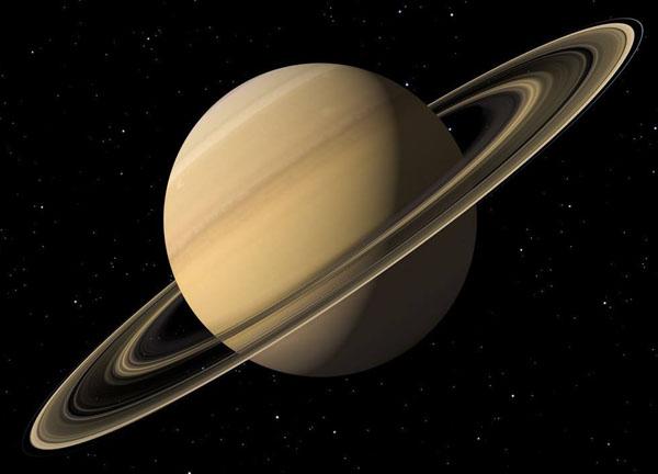土星为什么有土星环围绕