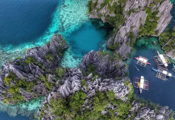 住完菲律宾的岛屿 需要21年的时间