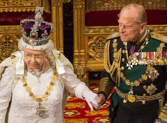 英国王室多左撇子