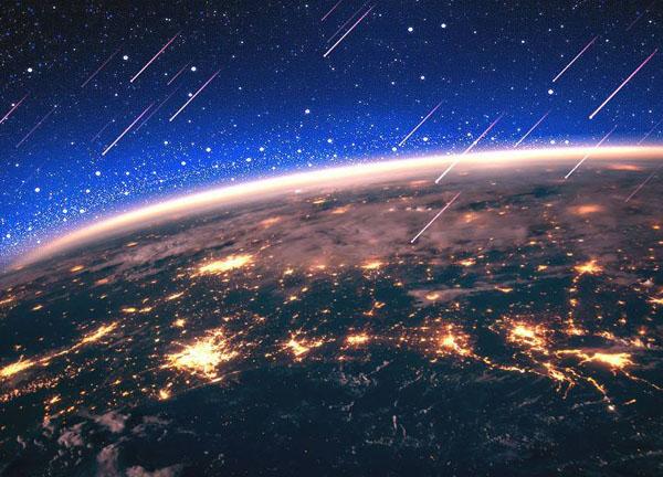 为什么下半夜看到的流星比上半夜多