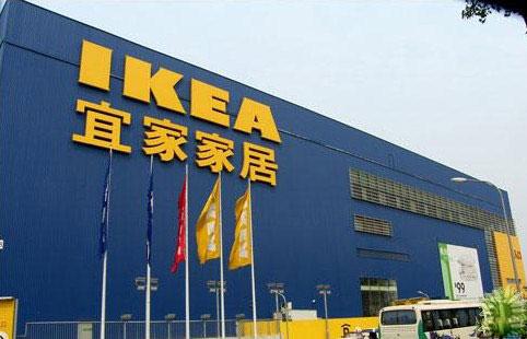 IKEA(宜家)名字来自创始人和成长的地方
