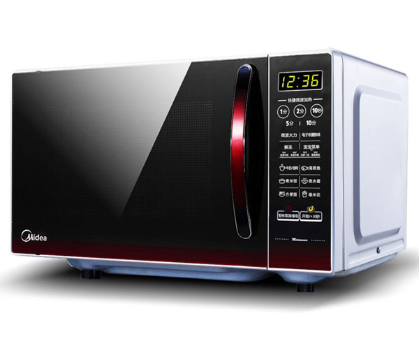为什么微波炉煮食物时不能用金属器皿