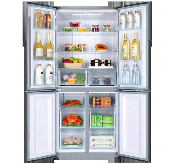 冰箱是靠什么制冷的