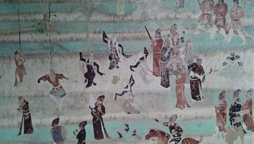 钢管舞可能起源自中国