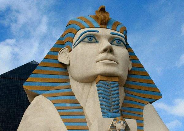 """""""法老""""是什么意思?如何成为古埃及皇帝的代称"""