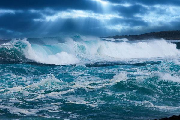 为什么海水是咸的