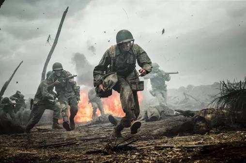 战争片中的枪炮画面是怎么拍出来的